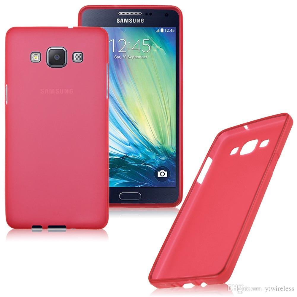 Yeni Ultra İnce Ucuz Şeffaf Şeffaf Yumuşak Jel TPU Kılıf Arka Kapak Samsung Galaxy J7 J5 J3 Emerge Başbakan 2017 J1 2016