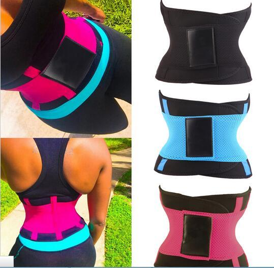 56cc6f1792 2019 Sexy Womens Body Shapers Fitness Waist Trimmer Women Sexy Postpartum Corset  Belt Firm Slimming Belly Waist Trainer Girdles Body Shaper 50011 From ...