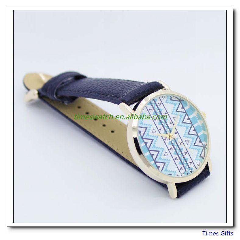 Женева простой дизайн кварцевые Леди наручные часы ретро женщины наручные часы браслет пояса мода украшения watchfreeshipping