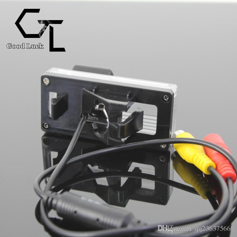 Pour Toyota Prado Land Cruiser LC LC100 LC120 LC200 4500 4700 Voiture Sans Fil Auto Reverse Backup CCD HD Caméra de vision arrière