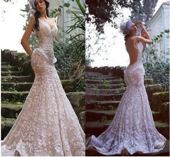 Corset wedding dresses images