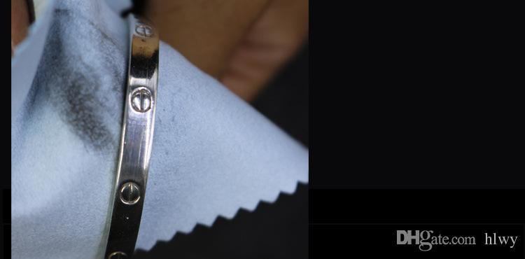 100 قطع الفضة البولندية تنظيف تلميع القماش مع حزمة الفضة تنظيف القماش مسح القماش من صيانة المجوهرات من جلد الغزال الفضة