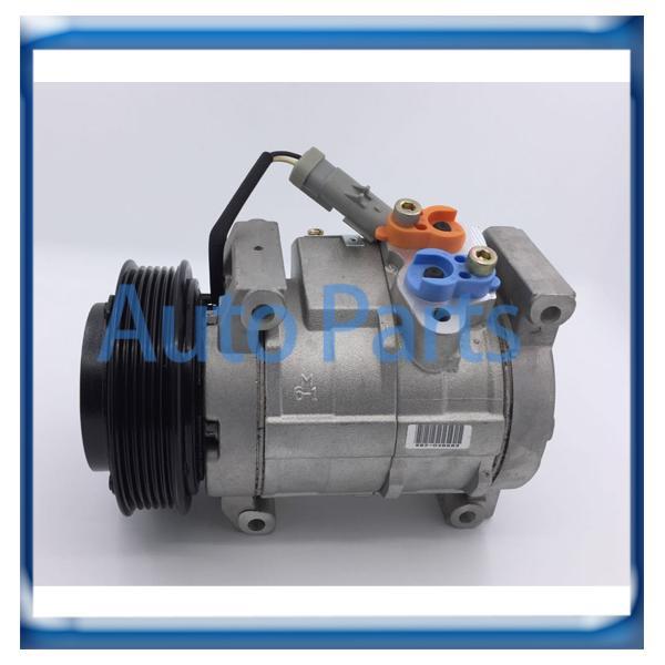 10S20C compressor for Chrysler Voyager Dodge Caravan 2.5 2.8 447220-5870 447220-5873 447220-5872 447220-3971 05005421AB