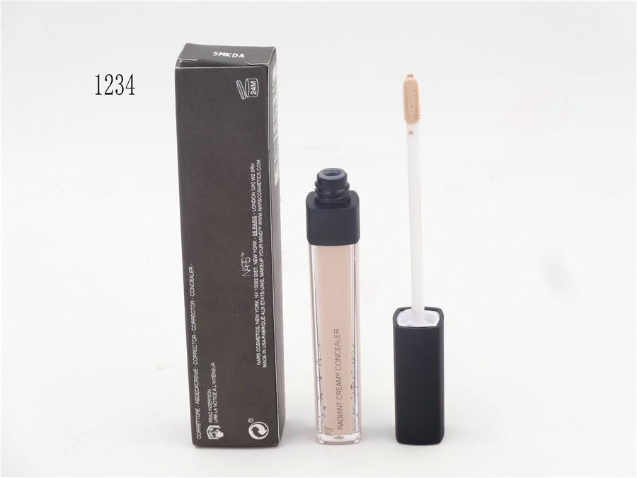 Hot selling Radiant Creamy Concealer Liquid Foundation brand Face Makeup