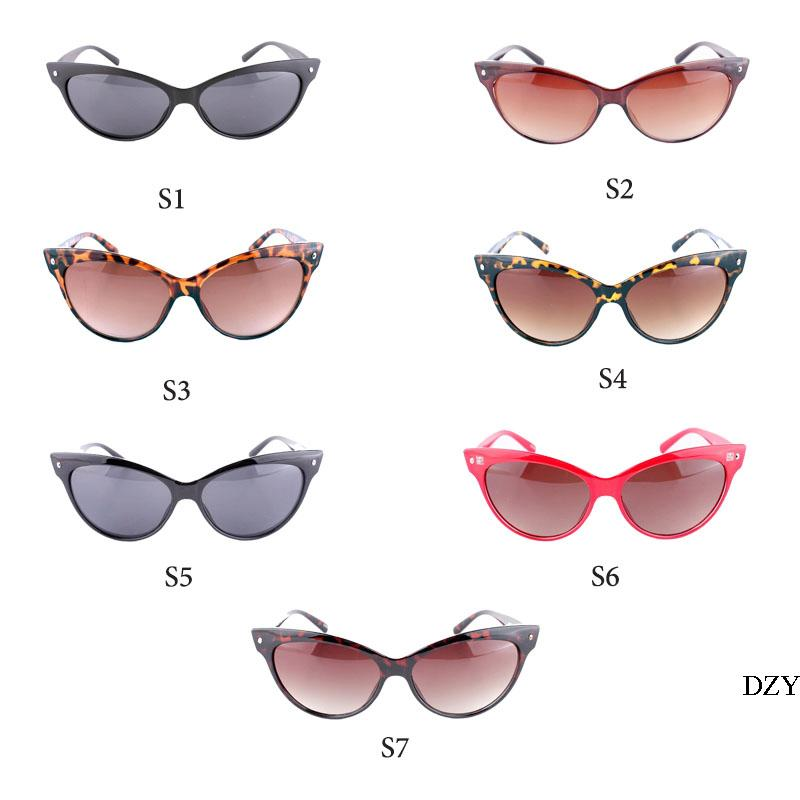 Großhandel Brille Sonne 2016 Verfärbung Katze Auge Sonnenbrille Für ...