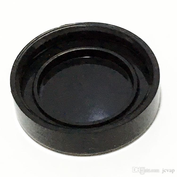 Plato parabólico para Honeybird Honey Straw Dabber Dish Oil Rigs Dab Tool para cera de vidrio Bong con Sillicone Jar