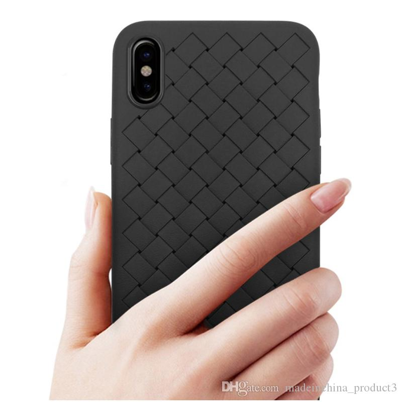 fashion woven pattern case for iphone x 10 iphone 8 plus soft tpufashion woven pattern case for iphone x 10 iphone 8 plus soft tpu back cover for iphone 6s 6 6 plus spigen cell phone cases tough cell phone cases from