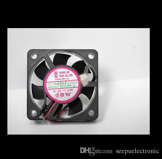 Originale 4CM DFS401012L 4010 12V 0,7W Ventola di raffreddamento