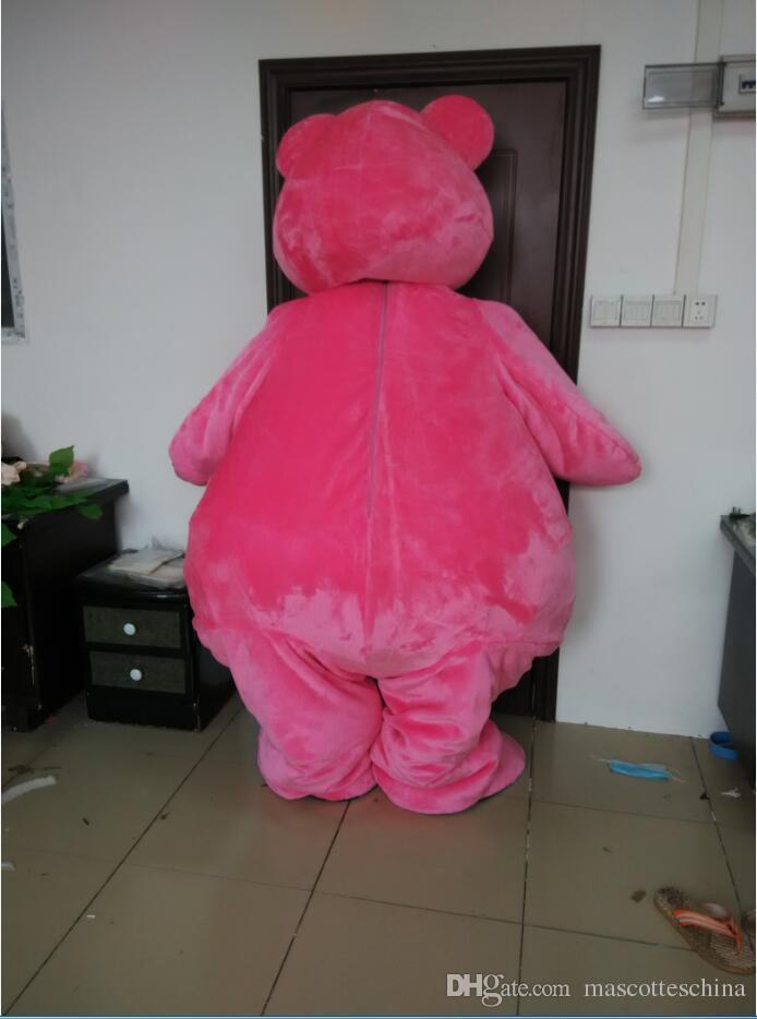 2016 NOUVEAU adulte ours costume d'ours de costume de mascotte à vendre