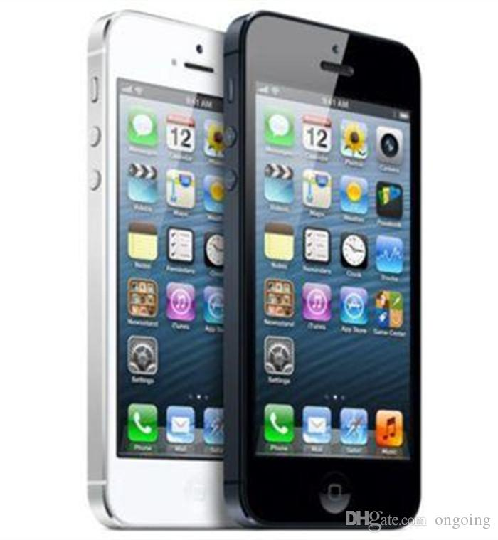 Refurbished Original Apple iPhone 4S Cell Phone iOS 8 Dual core 16GB/32G 3.5 inches 8MP Camera WIFI 3G GPS
