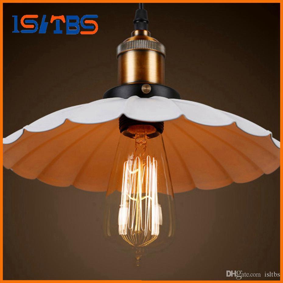 Vintage Pendant Lights Loft Pendant Lamp Retro Hanging Lamp Home ...