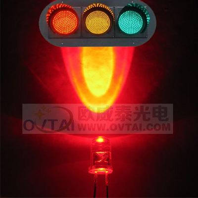 2018 5mm Round Ultra Bright Red Led For Traffic Light Bar,Emergency Light  Bar ,Brightness:80000 11000mcd From Aplight, $5.23 | Dhgate.Com