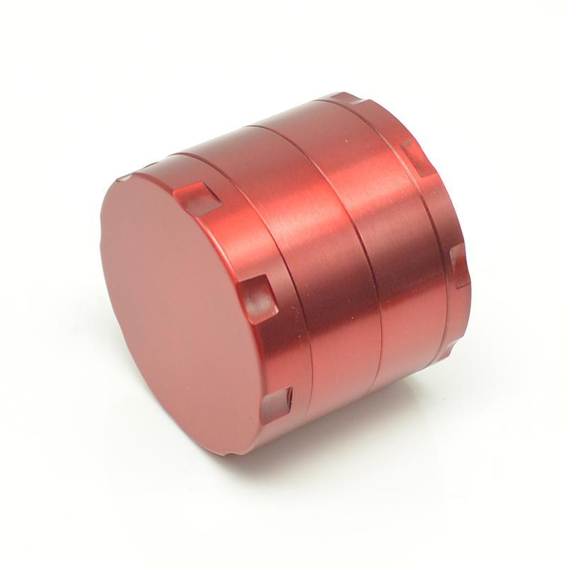 Nuova smerigliatrice ad erba tagliente 4 parti Hard Top Tobacco Grinder Diametro 50mm i Grinder TABACCO