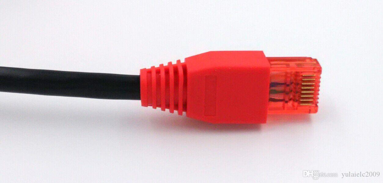 cat5e network cable Gold Plated 1.5M 5FT 2m 6FT RJ45 cat5e utp Ethernet Network Patch Cable