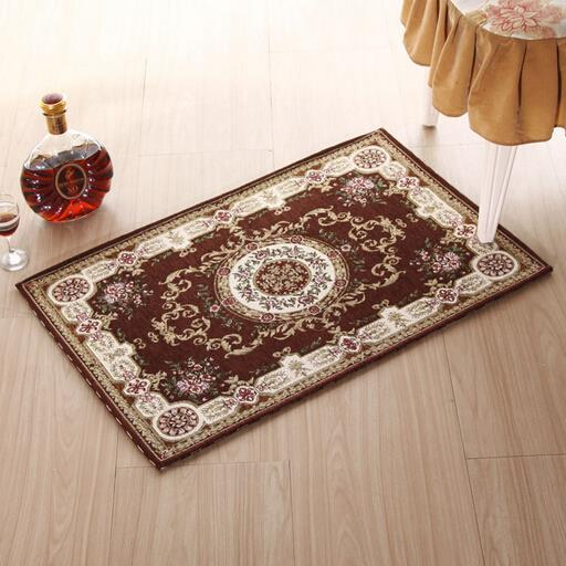 Popular Country Style Floor Carpet Door Mat Entrance Washable