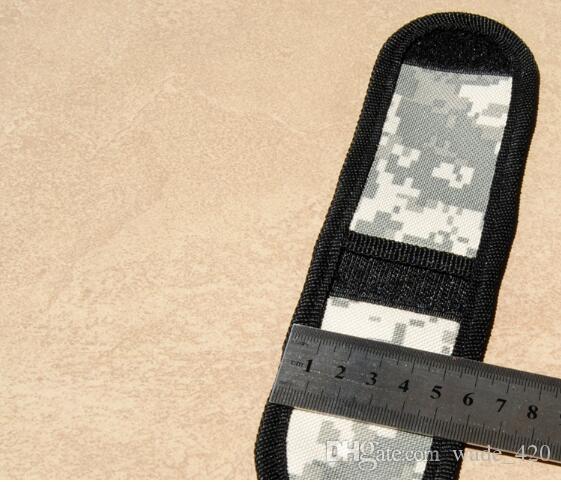 Neue Qualität Balisong Schmetterling Messer Stil Nylontasche, Outdoor Multifunktionale Werkzeuge Clip Fall, Mantel Tasche Nur!