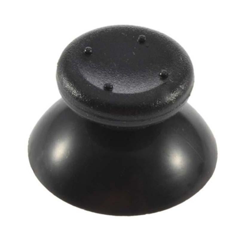 3D النظير كاب غطاء الإبهام العصي جويستيك عصا التحكم الفطر كاب غطاء للXBOX 360 وحدة تحكم مايكروسوفت أسود رمادي