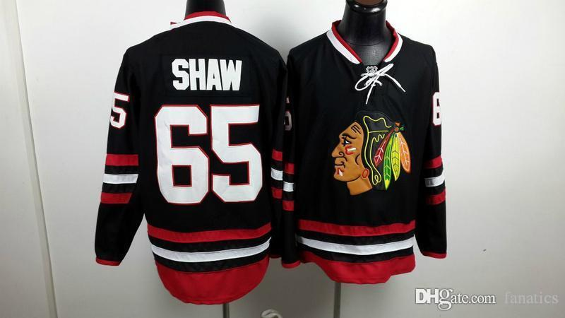 2019 2017 Wholesale   Retail Discount New Ice Hockey Jerseys Chicago  Blackhawks Stadium Series Jersey  65 Andrew Shaw Jerseys Black From  Fanatics b26814b94d3
