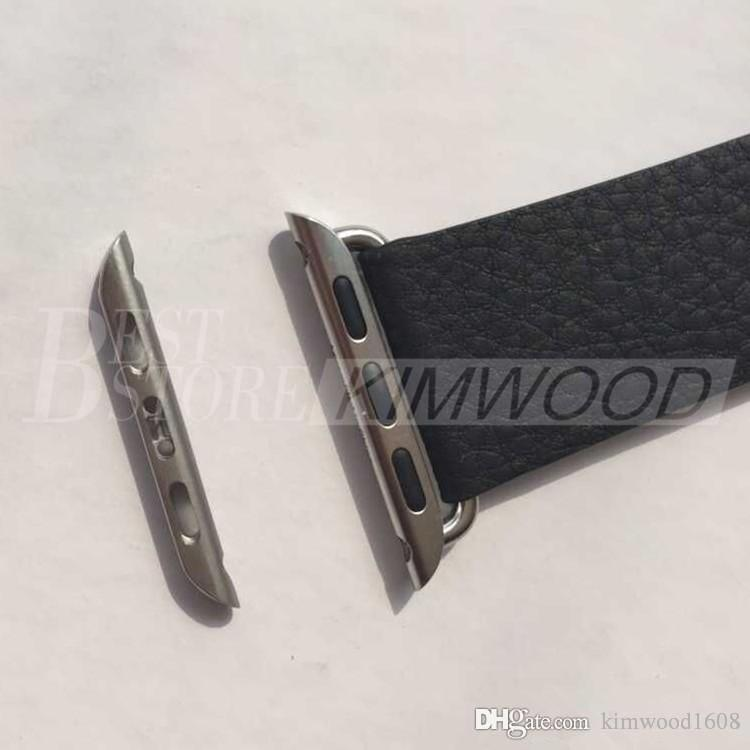 Apple Watch Band Adapter tutti Apple Guarda iwatch Connection Watch Band Adattatore Iwatch 38mm 42mm i in azione