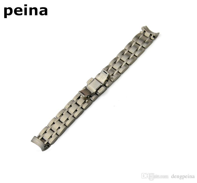 22mm 23mm 24mm T035617 T035439 Novo Relógio Masculino Peças De Pulso De Aço Inoxidável Bandas De Pulso Sólidos Para T035