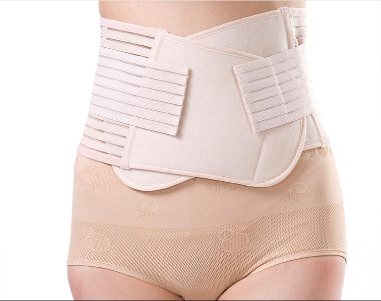 Le donne dopo il parto maternità corsetto cintura estate sottile traspirante dimagrante supporto vita cinture tummy trimmer shapers libero dhl