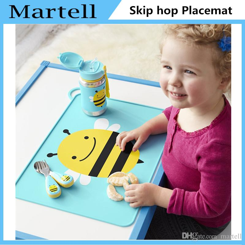 Attractive 2018 Wholesale Childrenu0027S Table Mats Non Slip Heat Resistant Mat Coaster  Cushion Placemat Pot Holder Table Silicone Mat Kitchen From Martell, ...