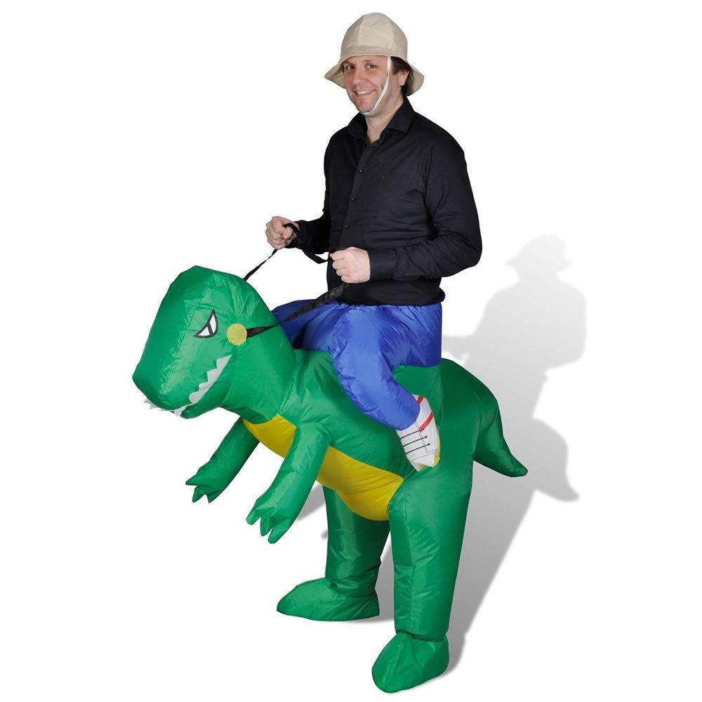 2016 Hot Dinosaur Inflatable Costume 200cm Fancy Dress Costume ...
