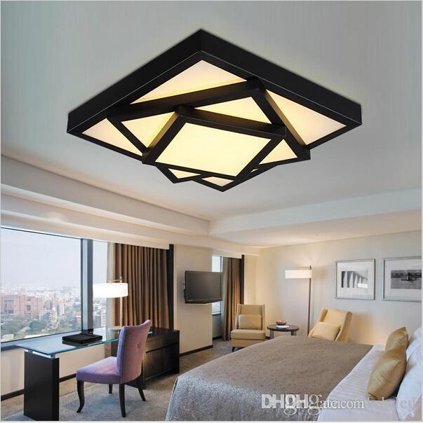 2018 Super Bright Modern Led Ceiling Lights Lamp For Living Room ...