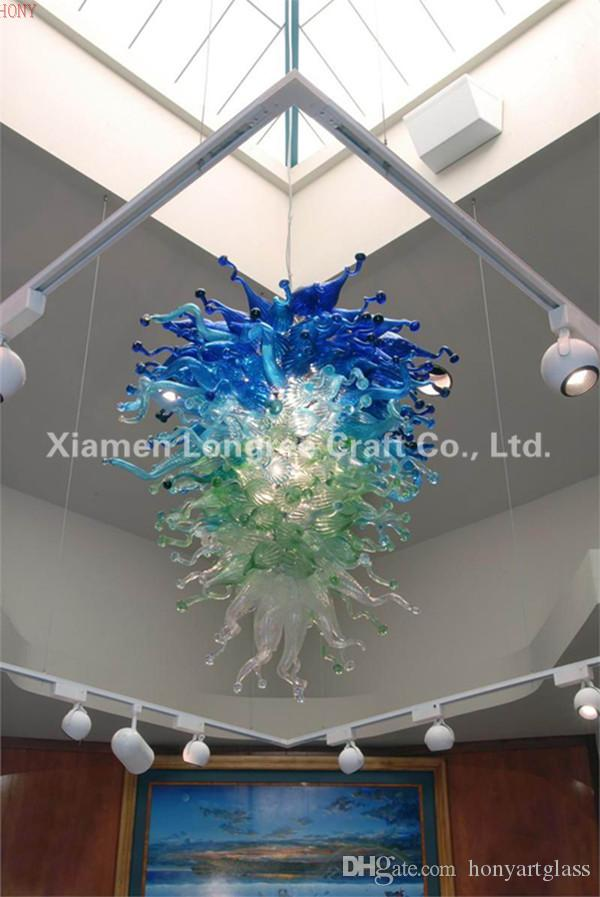 AC Led Bulbs 110v/240v Reliable Quality Art Glass Lighting Cheap Hotel Chandeliers for Sale