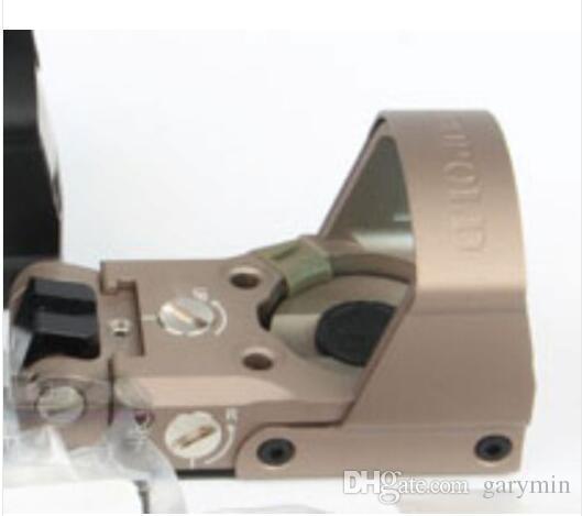 Nouveau style tactique DP-Pro Red Dot Sight avec trois types de monture pour carabine