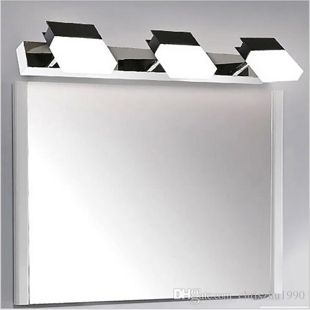 Wholesale 2016 Modern Led Mirror Light Bedroom Vanity Wall Lamp 10w ...