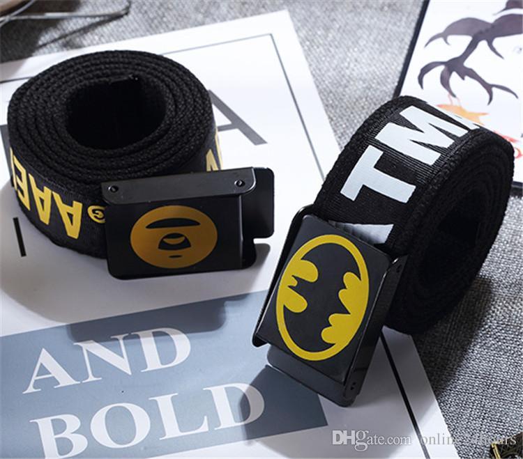 97e8053dfea Acheter 2017 Batman Boucle Ceinture Ceinture Pour Hommes Sports De Plein  Air Hommes Ceinture Militaire Tactique Ceinture Usine En Gros De  6.6 Du ...