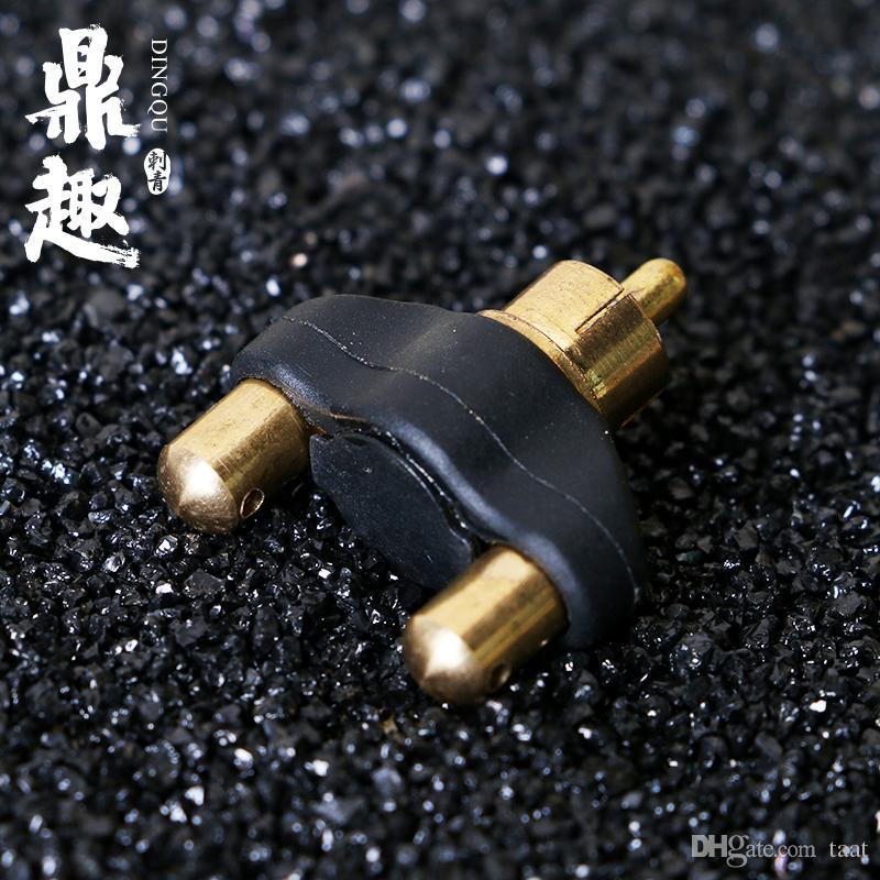 Sıcak Satış RCA Klip Kordon Dövme Kafa Dövme Makinesi Guns Iğne Kitleri Kaynağı TPS5126