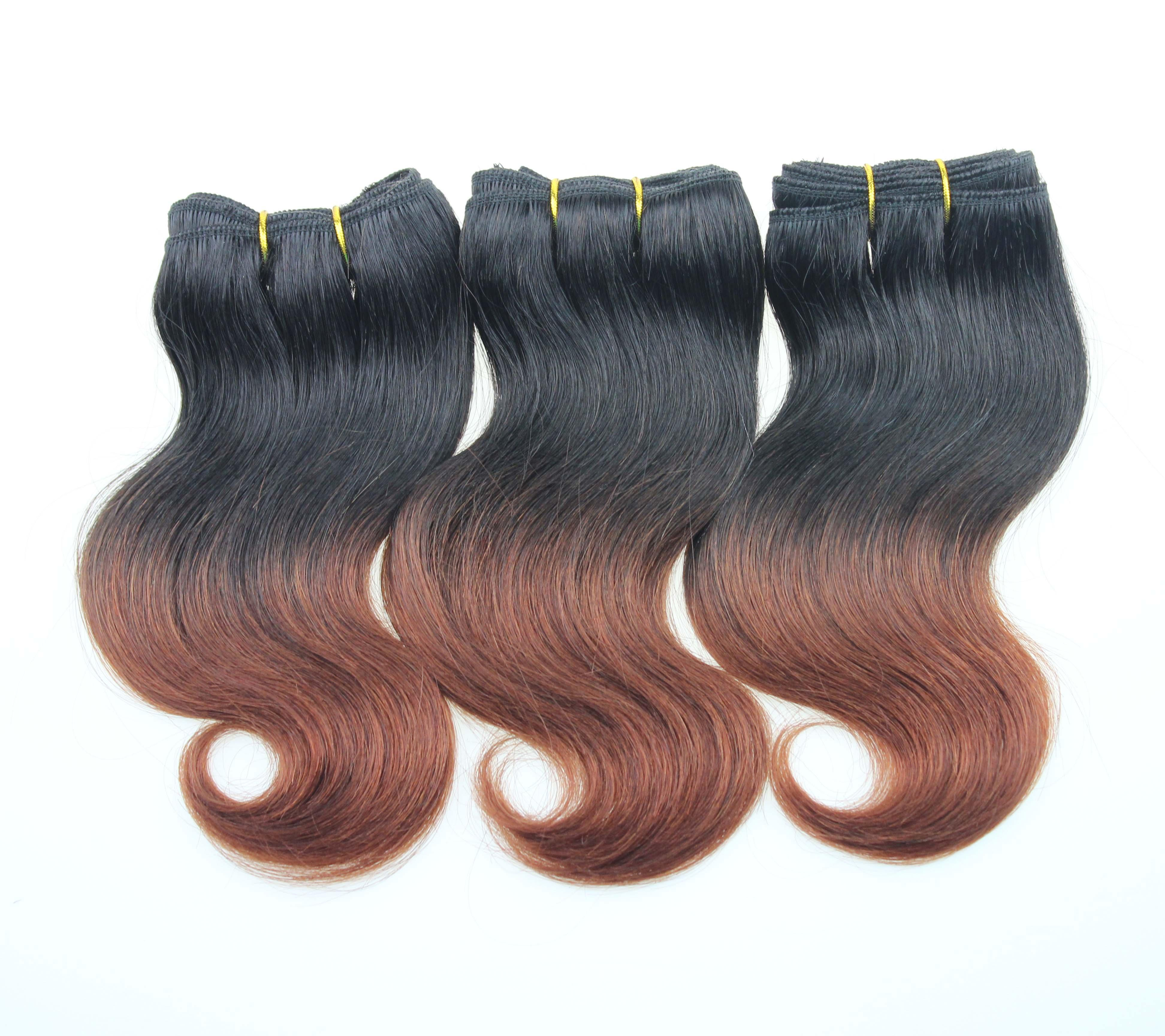 2016 Fashion Full Head Hair Extensions Body Weave Accessories 6 8