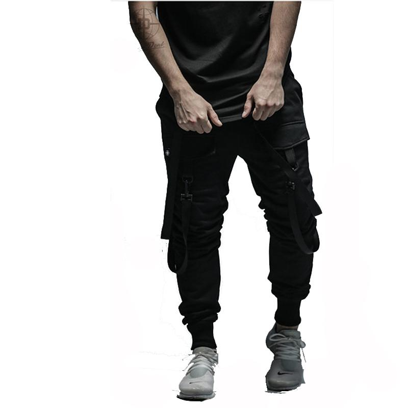 d4e6b8e61fd 2019 Wholesale 2016HEYGUYS New Dry Men S Pants Pocket Full Length Men  HIPHOP Joggers Pants Plus Size Trousers Men Belt Women Streetwear From  Rebecco