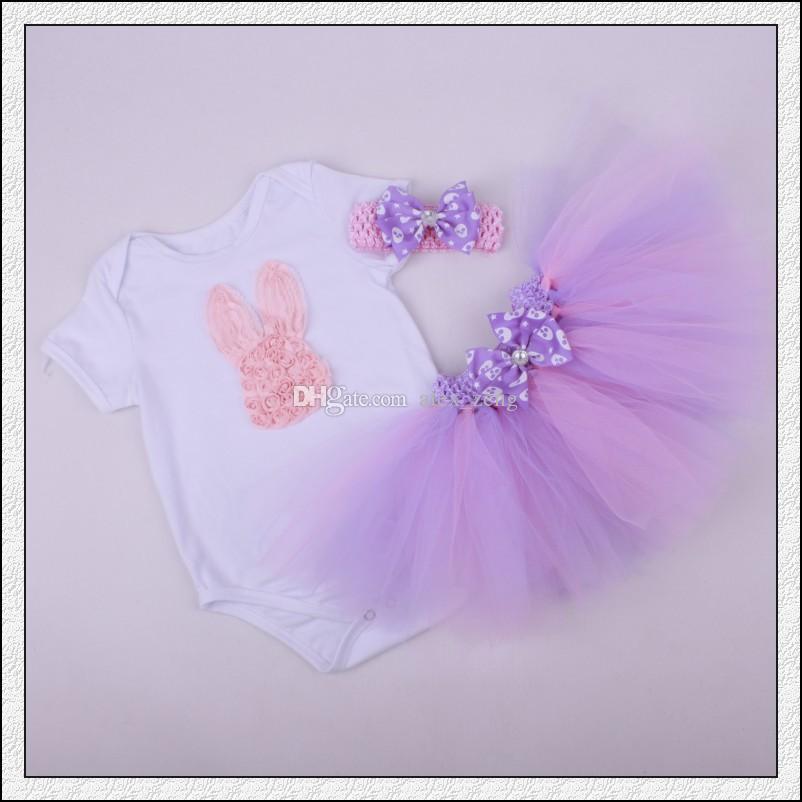 12 Style Cartoon Baby Girl Infant Halloween Outfits Lace Birthday Cupcake Romper + Tutu Skirt + Handmade Crochet Headband