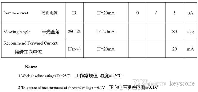 물 취소 평면 상위 5MM RGB LED 다이오드 공통 양극