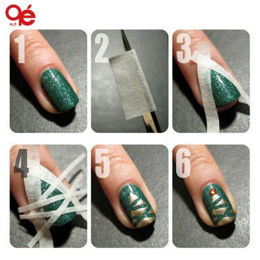 Wholesale Brand New 05 Cm Nail Art Beauty Magic Self Adhesive Tape
