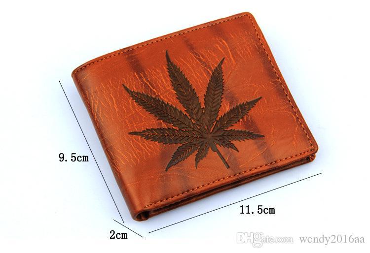 3 unids para hombre de alta calidad de cuero hojas cartera bolsillos tarjeta abierta embrague Cente Bifold monedero Vintage simple hombre corto monedero para hombres bestgift