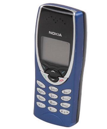 Refurbished Original Nokia 8210 2G Dual Band GSM 900/1800 GPRS Classic Multi Languages Unlocked Moble Phone