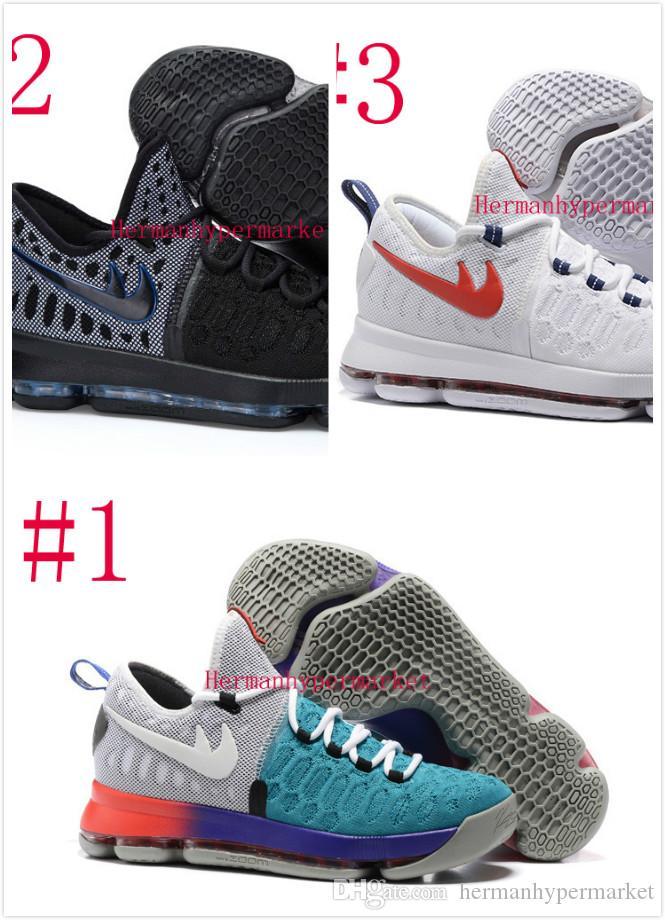Compre Los Zapatos De Baloncesto De Alta Calidad 2016 Nueva Llegada ...