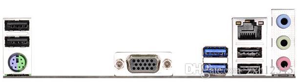 Бесплатная доставка 100% оригинал 100% новый материнская плата для ASRock H81M-Vg4 R2.0 LGA 1150 DDR3 RAM 16G материнская плата