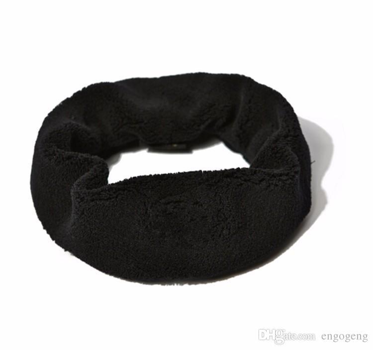 2017 heißer haar ring haarband mit logo yoga sport haarbänder weiches elastisches haar seil mit box
