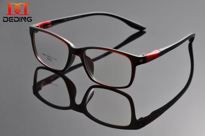 76127f71ea Wholesale- DEDING Unisex Glasses Frames Prescription Eyeglasses ...