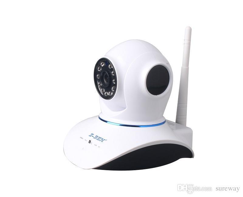 Home Security Câmera IP Sem Fio Mini Câmera IP Câmera de Vigilância Wifi 720 P HD Night Vision CCTV Camera Baby Monitor