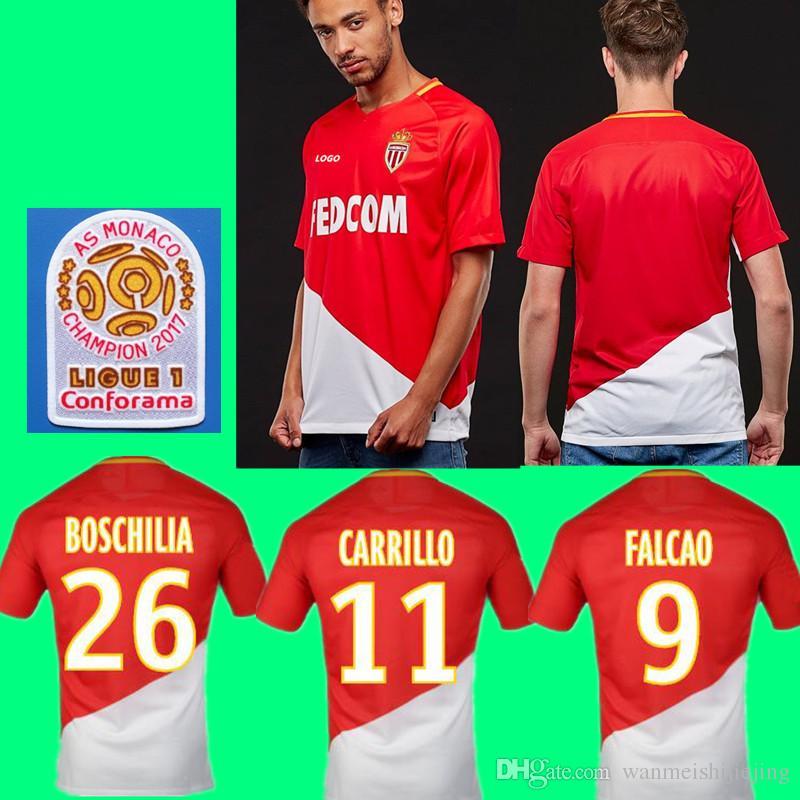 camisetas de futbol AS Monaco online