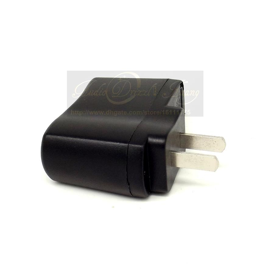 High Quality Universal Travel US USB Charger Power Adapter Wall AC USA Plug Charging Adaptor For Mobile Phone Tablet PC MP4 MP3