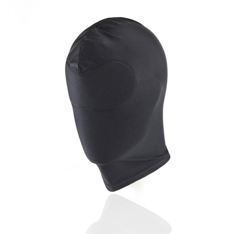 Quatre Style Élastique Noir Spandex Masque De Sexe Ouvrir Les Yeux Bouche Fétiche Bondage Masque Parti Jouets Érotiques Jouets Adultes Sex Toys Pour Couples 17901