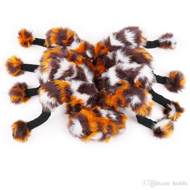 Halloween hot new pet dog clothes visual huge spider dog coats cute puppy costume size S-L