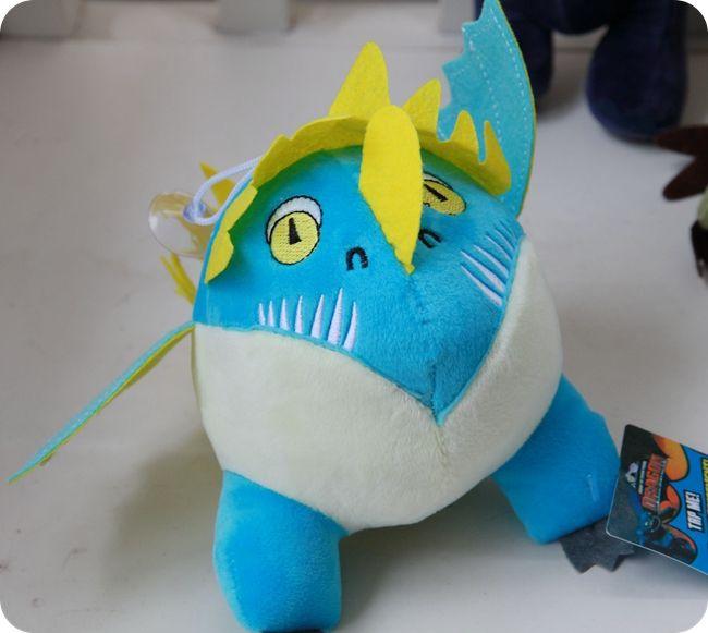 Como Treinar o seu Dragão, Fúria da Noite Dragão brinquedos de pelúcia, bichos de pelúcia, MoviesCartoon Brinquedos, jogo inteiro, presentes Kid', Coleção, decotation